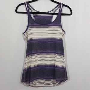 Lululemon - athletica purple tank top